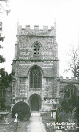 St. Michael's Church, Twerton, Bath 21 September 1916
