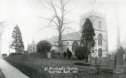St. Michael's Church, Twerton, Bath