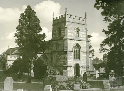 St. Michael's Church, Twerton, Bath