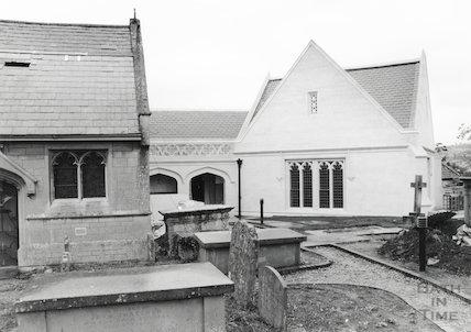 St. Nicholas Church, Bathampton Church new extension c.1993