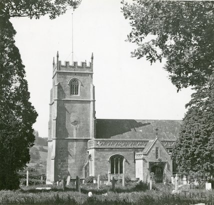St. Nicholas Parish Church, Bathampton c.1960s