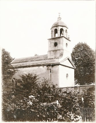 Woolley Church c.1903