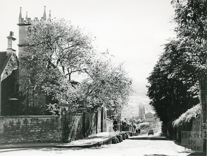 St Mary Magdelene Chapel, Holloway 24 May 1975