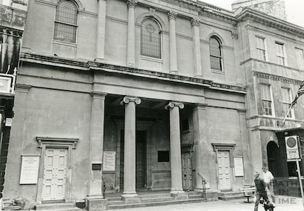 United Reformed Church Argyle Street, October 1989