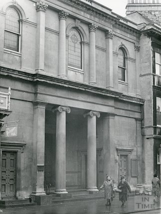 Argyle St. Congregational Church. c.1968