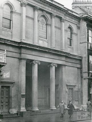Argyle St. Congregational Church. c.1968