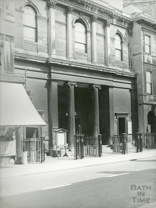 Argyle Congregational Chapel Facade. c.1920