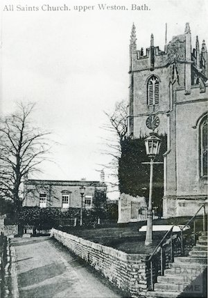 All Saints Church, Upper Weston, Bath c.1905