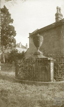 All Saints Churchyard, Weston c.1890