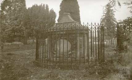 All Saints Churchyard, Weston c.1890