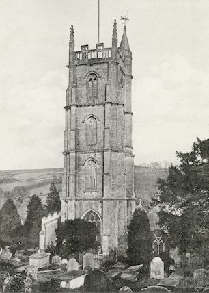 Batheaston Church, c.1920s