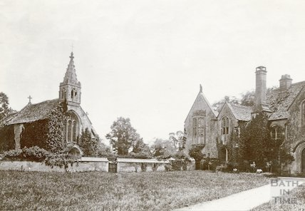 Great Chalfield Manor, near Melksham, c.1890