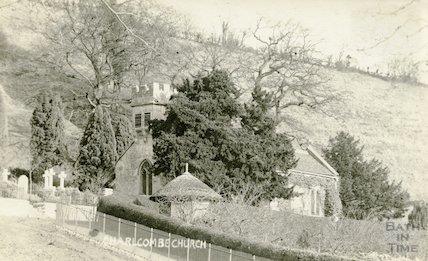 Charlcombe Church, c.1910