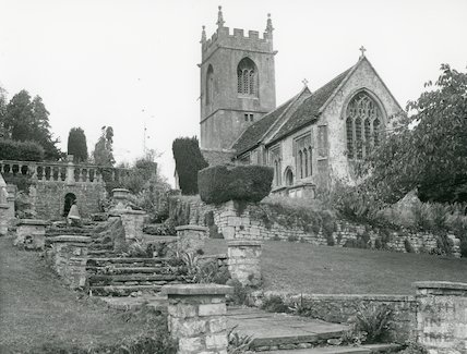 St. Catherine's Church 18 October 1972