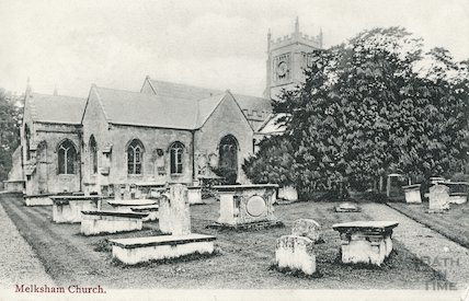 Melksham Church c.1905