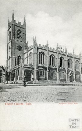 Christ Church, Julian Road, Bath, c.1910s