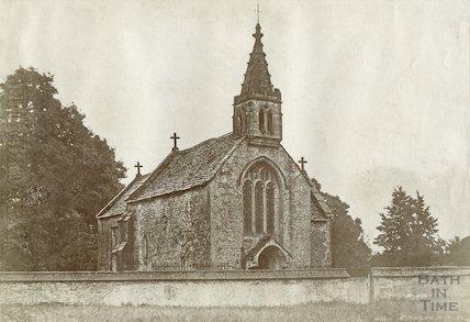 Great Chalfield Church 1853
