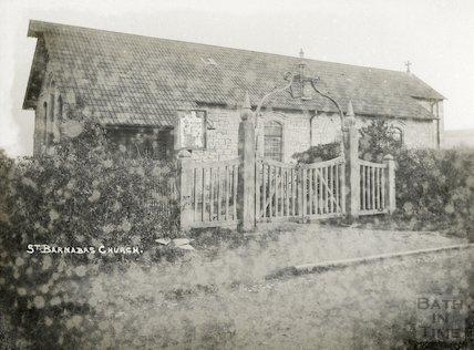 St. Barnabas Church, Twerton c.1920s