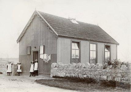 St. Barnabas Church, Twerton (temporary building) c.1880