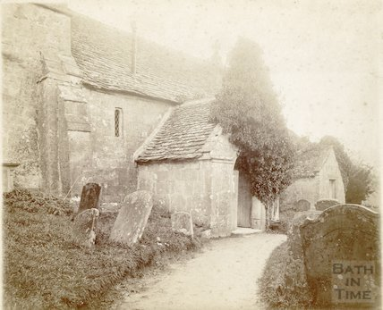 St. Mary Magdalene Church, Langridge c.1885