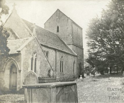 St. Mary Magdalene Church, Langridge c.1900