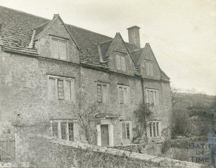 Manor Farm, Tadwick, c.1900
