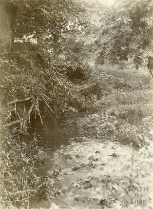 The Brook, Langridge c.1900