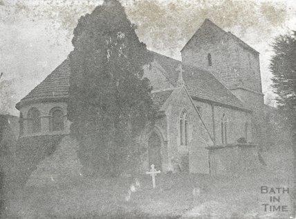 St. Mary Magdalene Church, Langridge c.1900