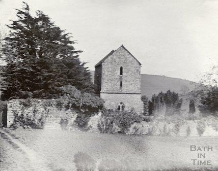 St. Mary Magdalene Church, Langridge c.1950