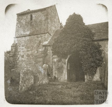 Langridge Church c.1870