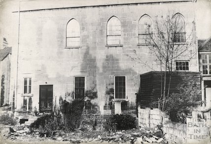 Ebenezer Chapel, October 1966