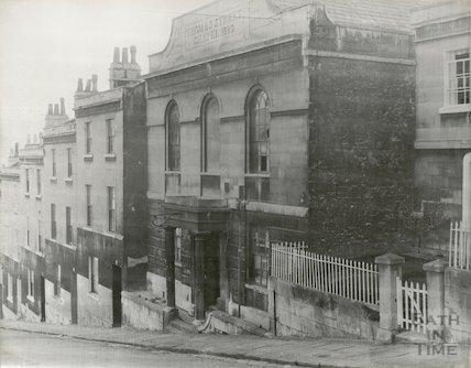 Thomas Street Chapel 1965