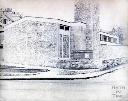 St. Andrews Church, Julian Road 1966