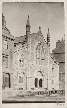 Hay Hill Chapel c.1873