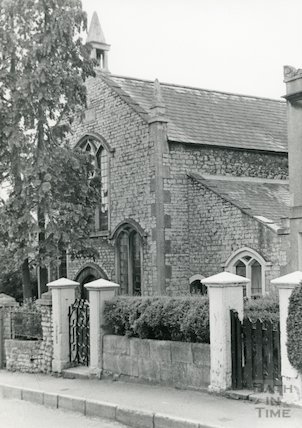 The Countess of Huntingdon's Church, Trafalgar Road, Weston 1968