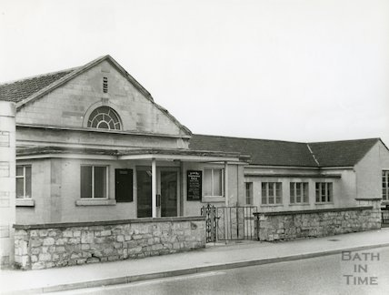 Rush Hill Congregational Church 1970