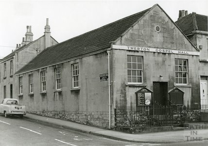 Twerton Gospel Hall, Burnham Road 1970