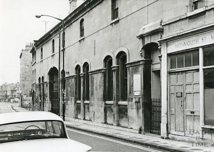 Bath Christadelphian Church, Monmouth Place 1970