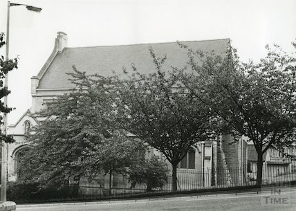 Church of St. Bartholomew, Oldfield Park 1970