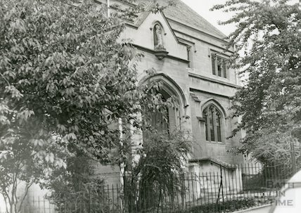 Church of St. Bartholomew, Oldfield Park 1971