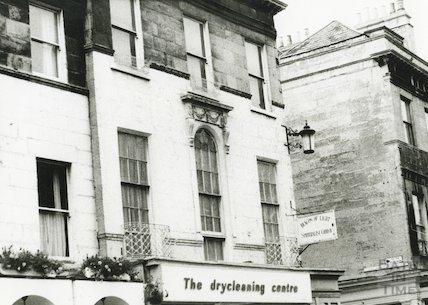 Beacon of Light (SNU) Spiritialist Church , Argyle Street 1970