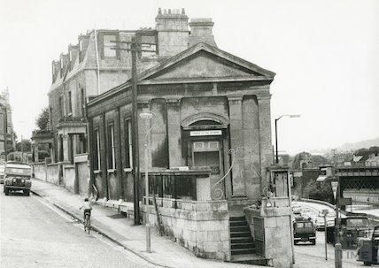 Church of Nazarene, Claverton Street 1970