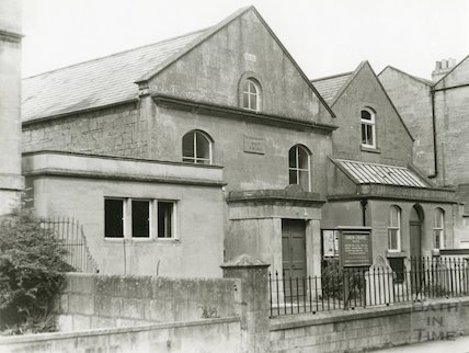 Union Chapel, Combe Down 1970