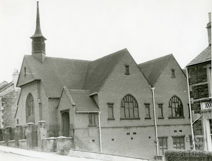 Moravian Church, Coronation Avenue 1970