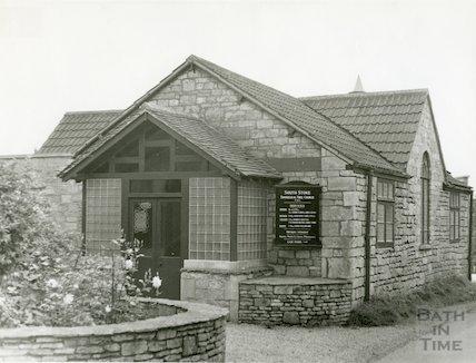 South Stoke Evangelical Church 1970