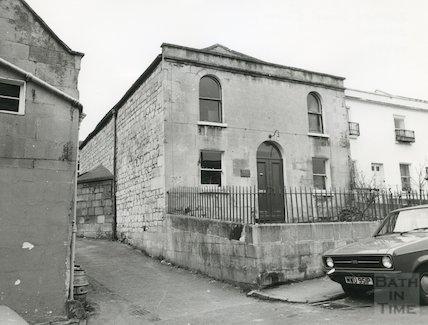 Dafford Street Chapel, Larkhall (Wesleyan) 22 February 1982