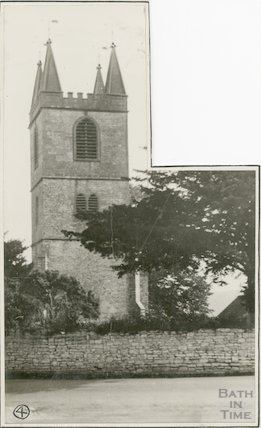 St. Peter's Church, Marksbury  1929
