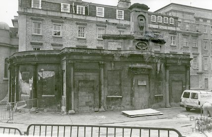 Cross Bath 1986