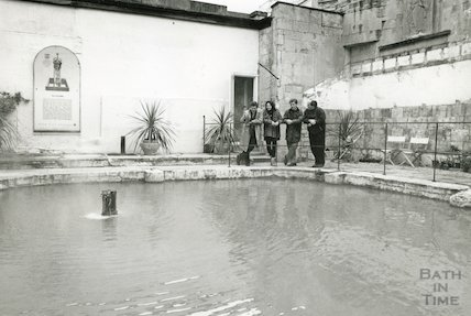 Cross Bath, 1998