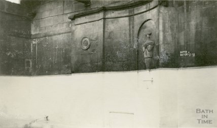 Cross Bath Interior detail, c.1920s